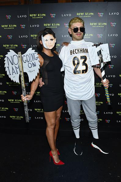 年次イベント「Heidi Klum's 19th Annual Halloween Party Presented By Party City And SVEDKA Vodka At LAVO New York - Arrivals」:写真・画像(18)[壁紙.com]