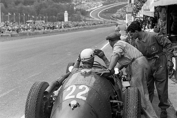 Motor Racing Track「Luigi Musso, Grand Prix Of Belgium」:写真・画像(16)[壁紙.com]