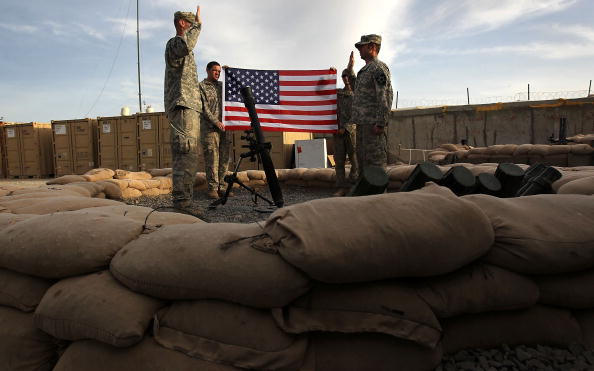 John Moore「U.S. Army Conducts Operations In Kandahar Province」:写真・画像(14)[壁紙.com]