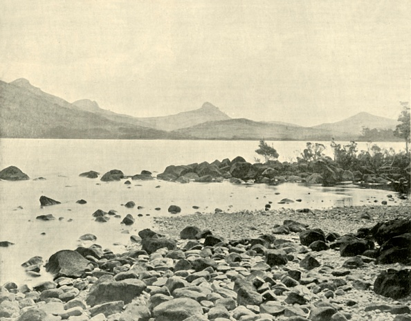 Copy Space「At Lake St Clair」:写真・画像(14)[壁紙.com]