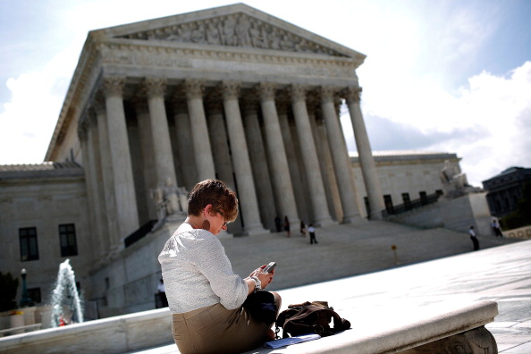 Public Building「Supreme Court Delivers Decisions Against Aereo And Rules In Favor Of Cellphone Privacy」:写真・画像(15)[壁紙.com]