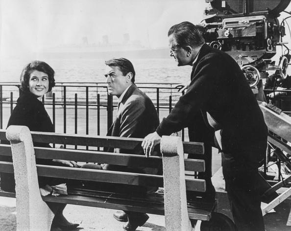 Photoshot「Gregory Peck, Diane Baker And Edward Dmytryk」:写真・画像(8)[壁紙.com]