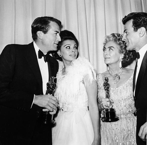 Film Industry「Backstage At 1963 Oscars」:写真・画像(15)[壁紙.com]