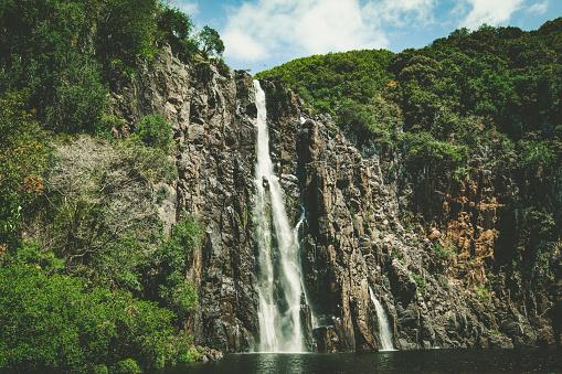 Reunion Island「niagara falls, reunion island, mascarene islands, french overseas territory」:スマホ壁紙(4)