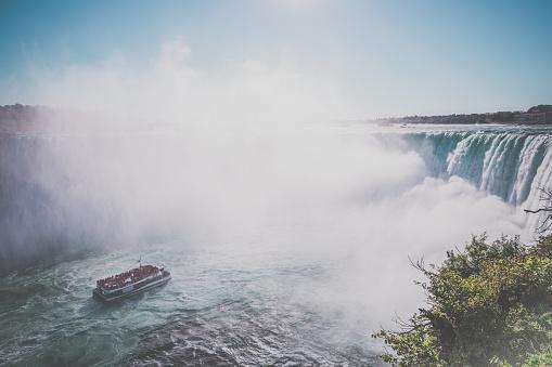 American Falls「Niagara Falls」:スマホ壁紙(9)