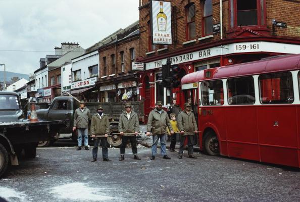 Guarding「UDA Barricade」:写真・画像(12)[壁紙.com]