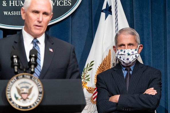 Joshua Roberts「Vice President Pence Leads Coronavirus Task Force Briefing」:写真・画像(19)[壁紙.com]