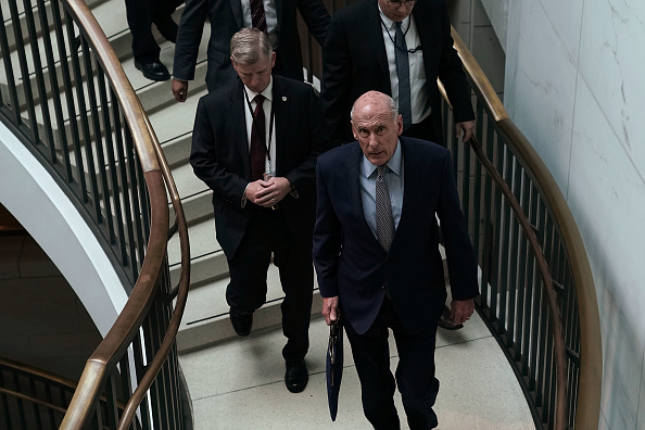 Alex Wong「Intelligence Officials Hold Election Security Briefing For Senators On Capitol Hill」:写真・画像(15)[壁紙.com]