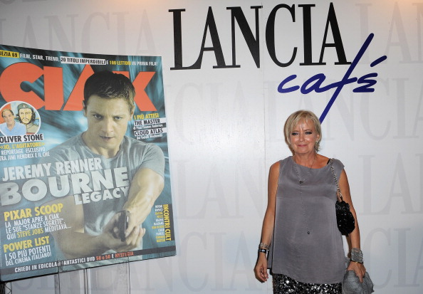 "Cuff Bracelet「Lancia Cafe Hosts ""Ciak"" Magazine Party - The 69th Venice Film Festival」:写真・画像(8)[壁紙.com]"