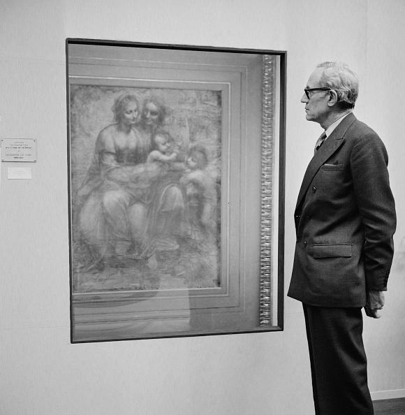 Baptist「Leonardo Cartoon On Display」:写真・画像(15)[壁紙.com]