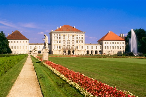 Munich「Nymphenburg Palace, Munich, Bavaria, Germany, Europe」:スマホ壁紙(19)