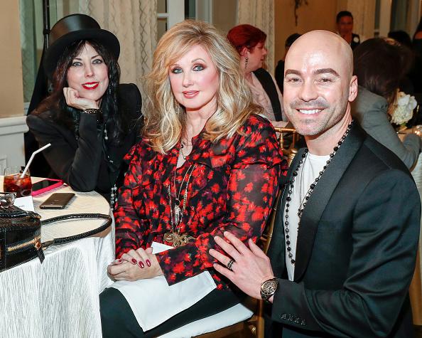 モーガン フェアチャイルド「Vanity Fair - Chanel Beauty Cocktail Event」:写真・画像(10)[壁紙.com]