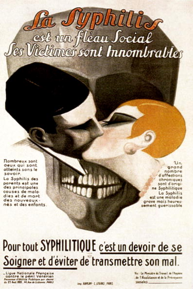 Protection「poster for preventive measures against syphilis august 25, 1926」:写真・画像(0)[壁紙.com]