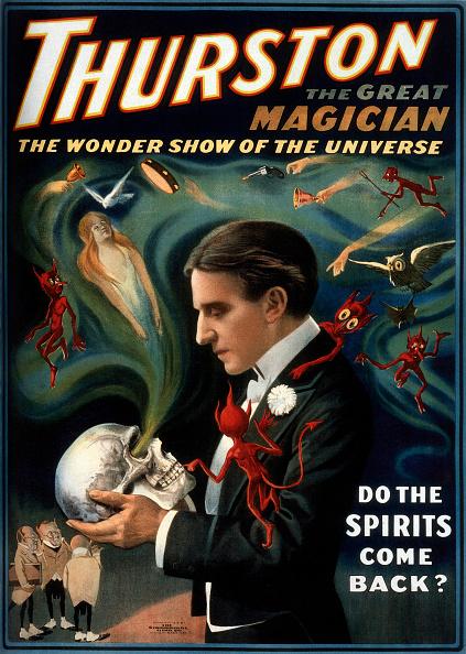 Magician「Howard Thurston」:写真・画像(11)[壁紙.com]