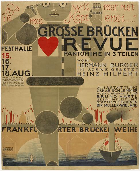 Poster「Poster For The Great Bridge Revue」:写真・画像(19)[壁紙.com]