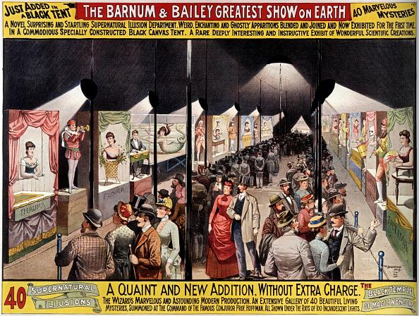 Ringling Brothers and Barnum & Bailey Circus「Barnum & Bailey circus」:写真・画像(7)[壁紙.com]