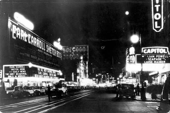 Broadway - Manhattan「Broadway Night」:写真・画像(5)[壁紙.com]