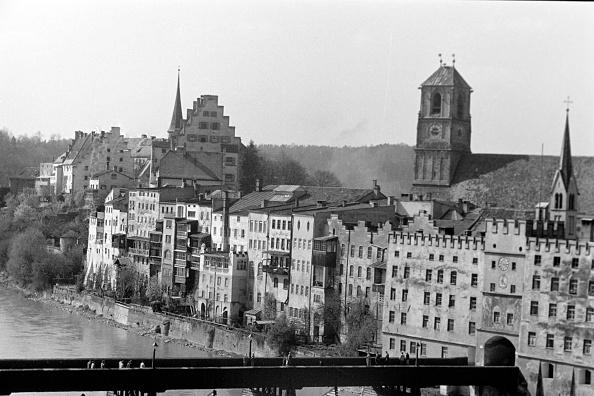 Old Town「Visiting Wasserburg Am Inn」:写真・画像(7)[壁紙.com]