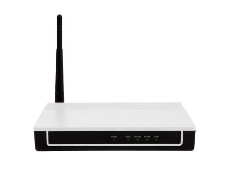 Node - Data「Wireless Modem Router+Clipping Path」:スマホ壁紙(7)