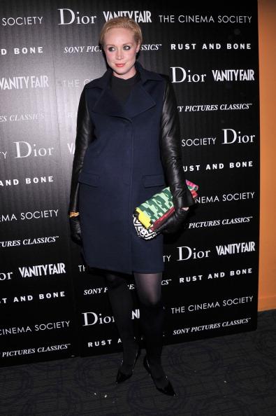 "Hosiery「The Cinema Society With Dior & Vanity Fair Host A Screening Of ""Rust And Bone"" - Arrivals」:写真・画像(7)[壁紙.com]"