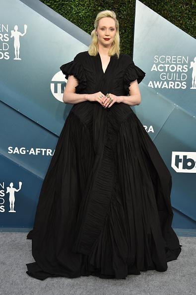Gwendoline Christie「26th Annual Screen ActorsGuild Awards - Arrivals」:写真・画像(18)[壁紙.com]