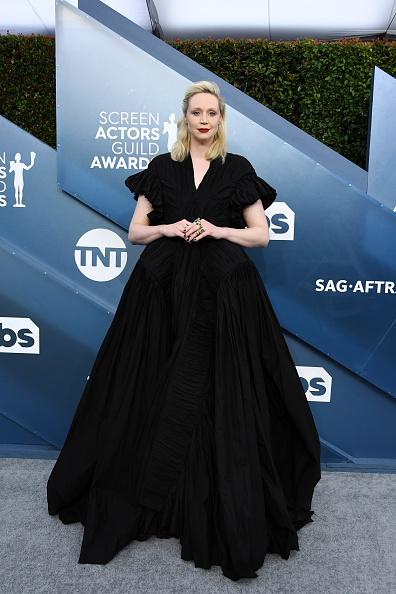 Gwendoline Christie「26th Annual Screen ActorsGuild Awards - Arrivals」:写真・画像(13)[壁紙.com]