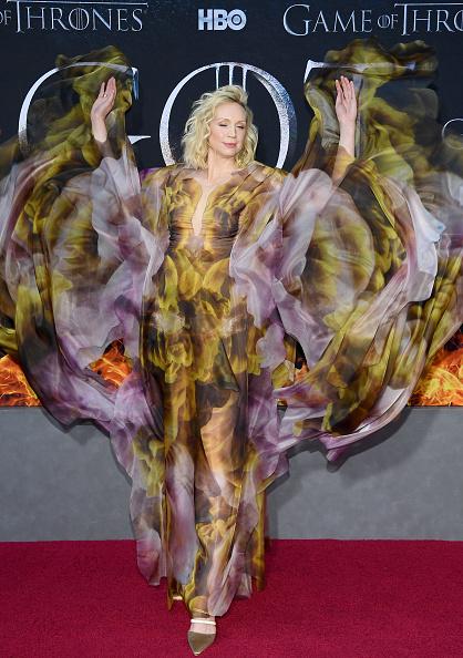 "Gwendoline Christie「""Game Of Thrones"" Season 8 Premiere」:写真・画像(1)[壁紙.com]"