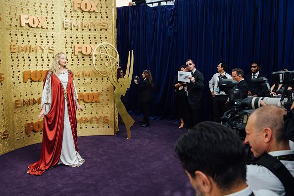 Gwendoline Christie「71st Emmy Awards - Arrivals」:写真・画像(6)[壁紙.com]