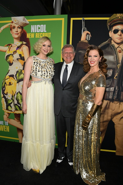 "Film Premiere「Universal Pictures And DreamWorks Pictures' Premiere Of ""Welcome To Marwen"" - Red Carpet」:写真・画像(10)[壁紙.com]"