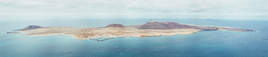 La Graciosa - Canary Islands「La Graciosa Island」:スマホ壁紙(13)