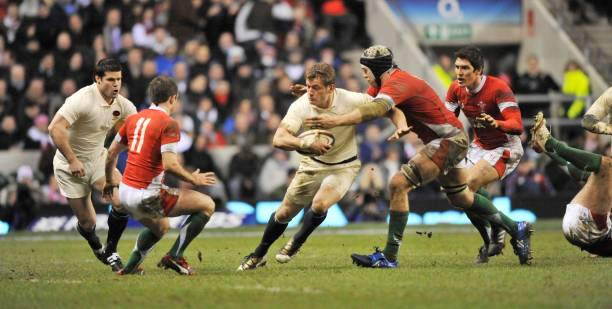 Six Nations Rugby Union England v Wales 2010:ニュース(壁紙.com)