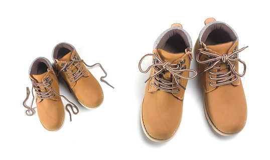 Carefree「FATHER AND SON'S WALKING BOOTS, HEALTHY LIFESTYLE」:スマホ壁紙(11)
