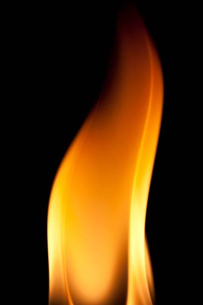 fire burning, flames on black background:スマホ壁紙(壁紙.com)