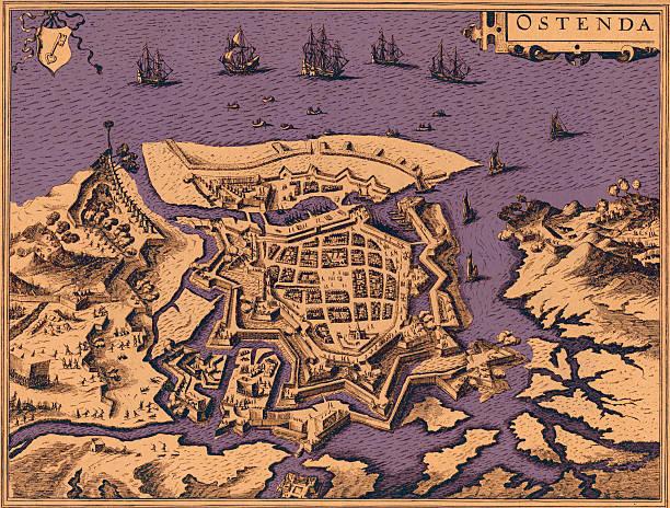 Map of Ostend:ニュース(壁紙.com)