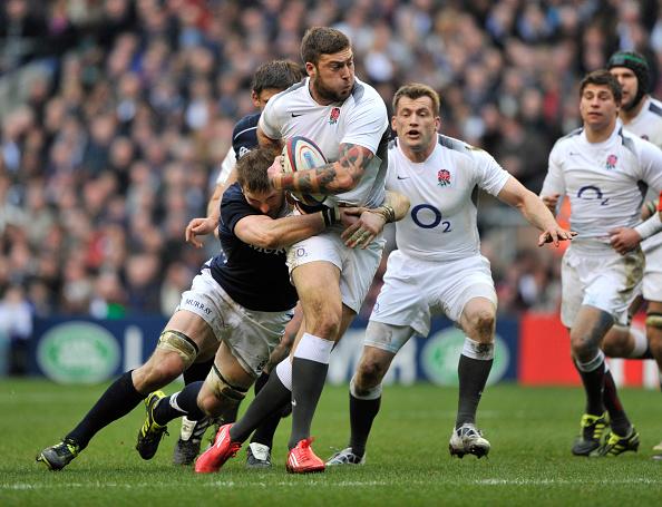 Patriotism「Six Nations Rugby Union England v Scotland at Twickenham 2011」:写真・画像(1)[壁紙.com]