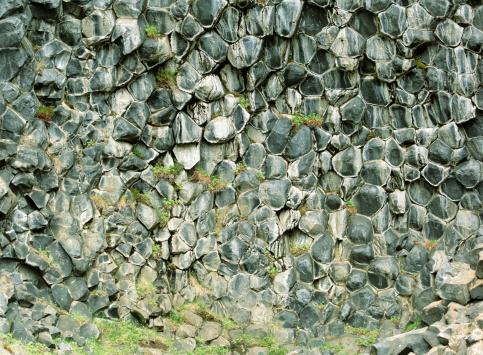 Basalt「BASALT COLUMNS, ICELAND」:スマホ壁紙(0)