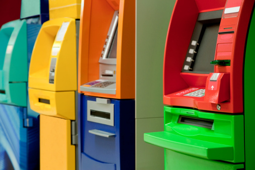 Banking「ATM」:スマホ壁紙(18)