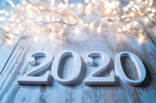 New Year「2020」:スマホ壁紙(15)
