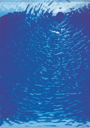 Water Surface「H2O」:スマホ壁紙(1)