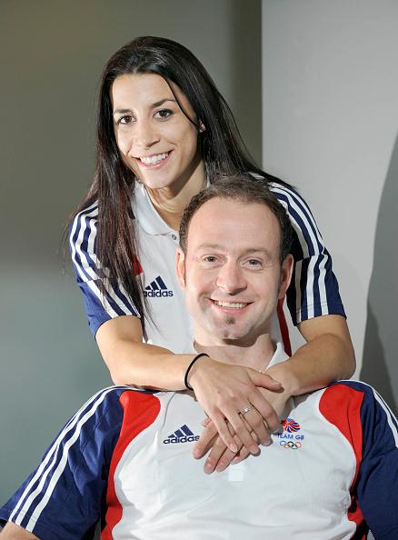 2012 Summer Olympics - London「KRISTAN BROMLEY & SHELLY RUDMAN PORTRAIT」:写真・画像(3)[壁紙.com]