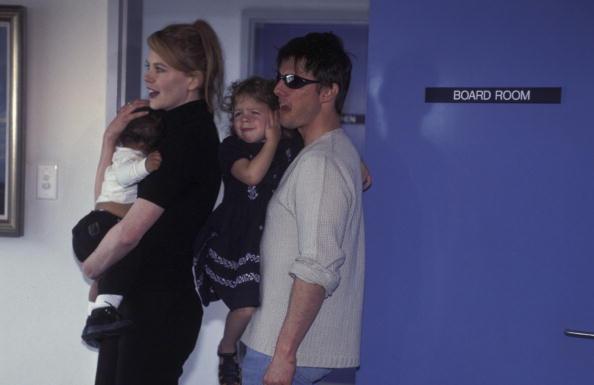 ニコール・キッドマン「Nicole Kidman And Tom Cruise Candid」:写真・画像(17)[壁紙.com]