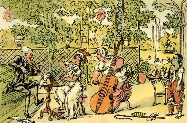 'The garden trio':ニュース(壁紙.com)