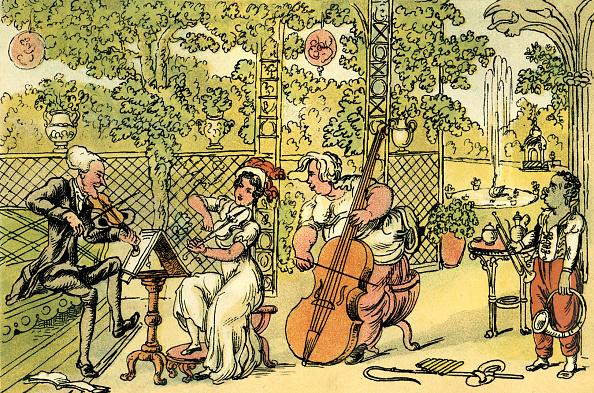 クラシック音楽「'The garden trio'」:写真・画像(5)[壁紙.com]