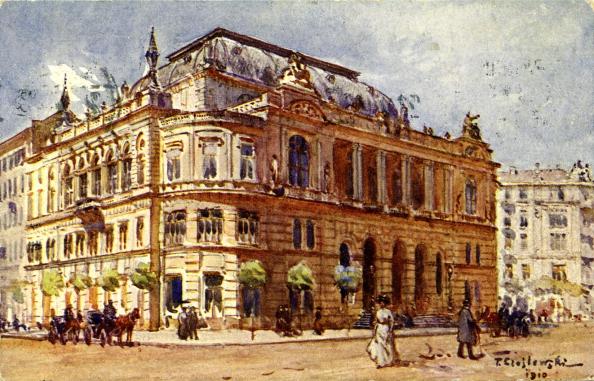 Architecture「The Warsaw Philharmonic, 1910」:写真・画像(17)[壁紙.com]