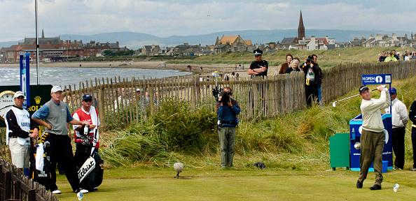 スポーツ用品「Open Golf Troon Scotland 2004」:写真・画像(18)[壁紙.com]