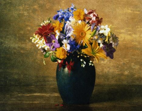 Flower Arrangement「VASE WITH MIXED FLOWERS」:スマホ壁紙(15)