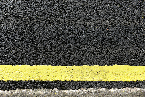 Double Yellow Line「YELLOW LINE ROAD MARKING」:スマホ壁紙(12)