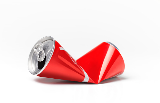 Crushed「CRUSHED SODA CAN FOR RECYCLING」:スマホ壁紙(2)