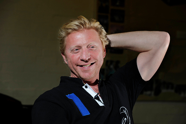 David Becker「BORIS BECKER PORTRAIT」:写真・画像(3)[壁紙.com]