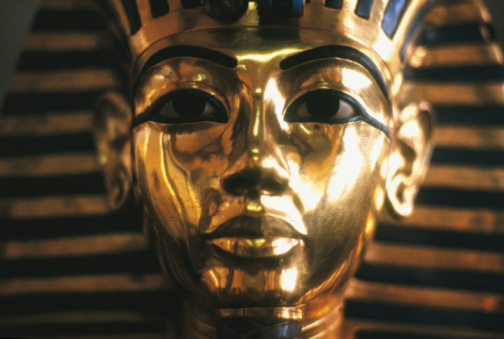 Human Face「KING TUTANKHAMEN GOLD MASK, CAIRO EGYPT」:スマホ壁紙(15)